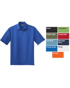 Men's Nike Golf Dri-FIT Pebble Texture Polo - Wait Staff Uniforms