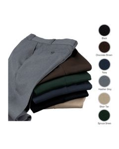 Men's Twill Trouser - Hotel Uniforms