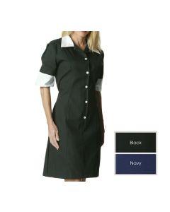 Open Collar Dress- Housekeeping Uniforms