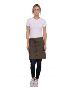 Uptown Half Bistro Apron - Culinarily Uniforms