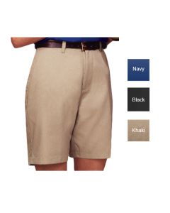 Female Flat Front Shorts - Hotel Uniforms