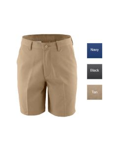 Men's Flat Front Shorts - Hotel Uniforms