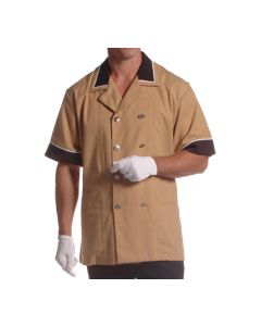 Men's Custom Harbor Shirt - Bellman Uniforms