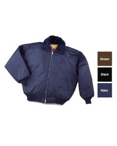 Men's Bomber Jacket w/ Epaulets - Hotel Uniforms