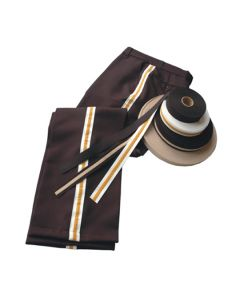 Custom Security Pant Striping - Hotel Uniforms