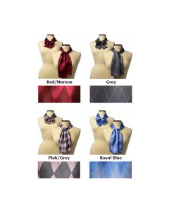 Argyle Scarves - Hotel Uniforms