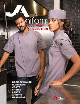 J.A. Uniforms Culinary Collection