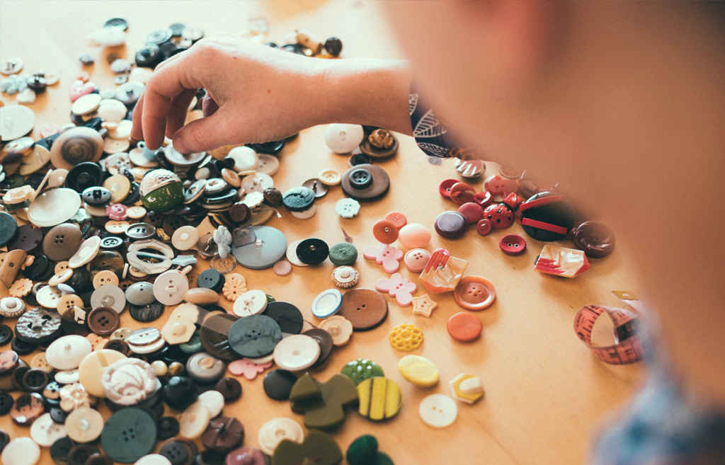 Buttons 101: Left, right, up and down